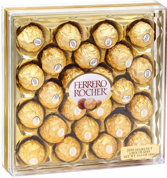 Picture of CC002 - 24 x Ferrero Rocher Chocolates
