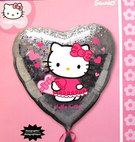 Picture of HF035 - Hello Kitty Helium Foil Balloon