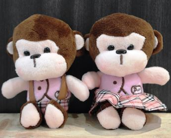 Picture of ST012 - Couple Monkey