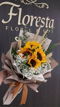Picture of HB018 - Sunflower Bouquet
