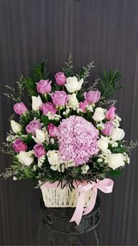Picture of FB011 - Flower Basket
