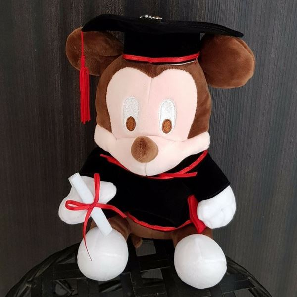 Picture of ST031  - Mickey Graduation