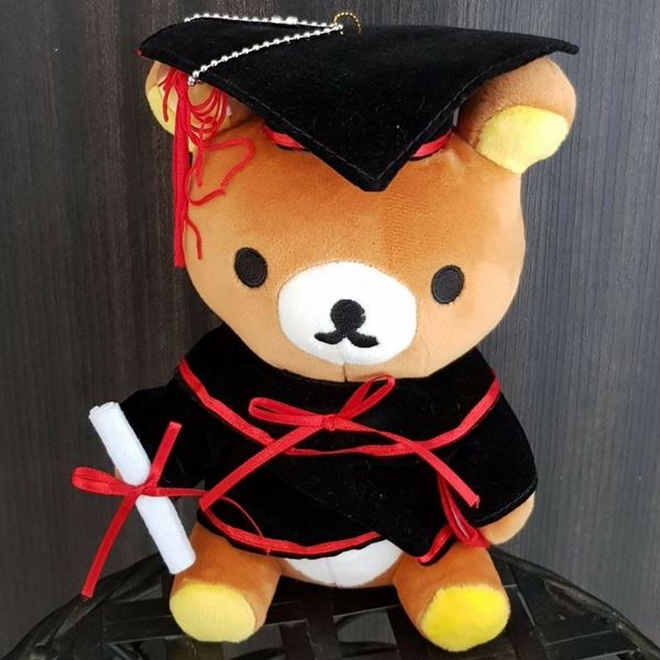 Picture of ST032  - Rilakkuma Graduation