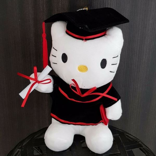 Picture of ST033  - Hello Kitty Graduation