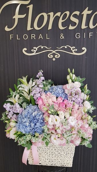 Picture of FB014 - Flower Basket