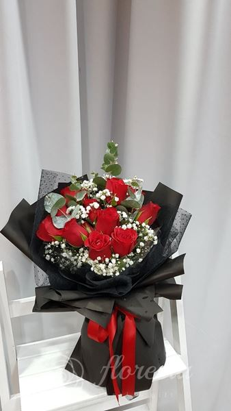 Picture of VD072 - 12 Roses