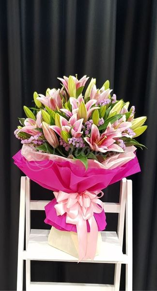 Picture of HB031 - Lily Bouquet